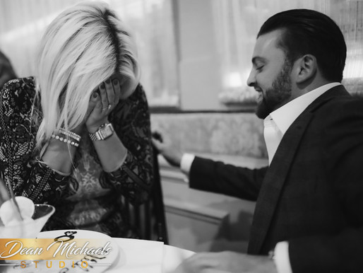 Il CAPRICCIO PROPOSAL | KELLIE & CHRIS