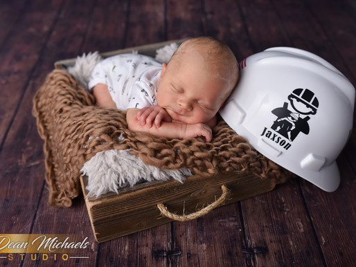 NEWBORN SESSION | BABY JAXSON