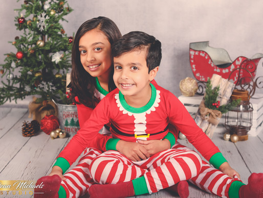 HOLIDAY SESSION | AAHNA & ROHAN