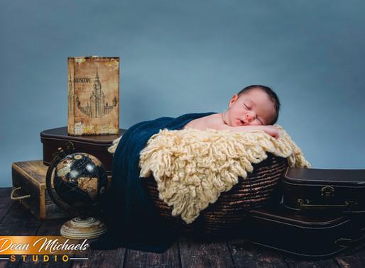 NEWBORN SESSION | BABY ANDREW