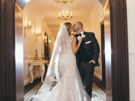 MACALUSO'S WEDDING | ELIZABETH & FRANK