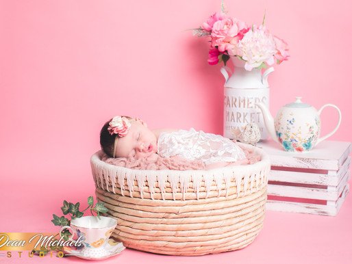 NEWBORN SESSION | BABY ELARA