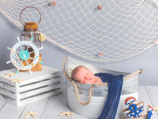 NEWBORN SESSION | BABY ANTHONY