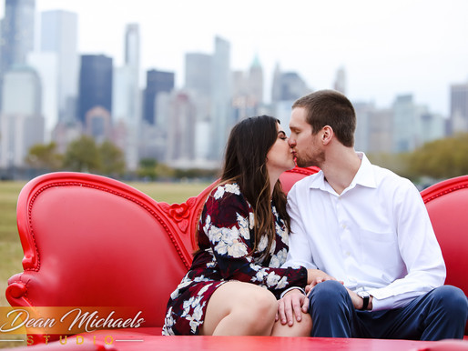 JERSEY CITY ENGAGEMENT | ALI & ERIC