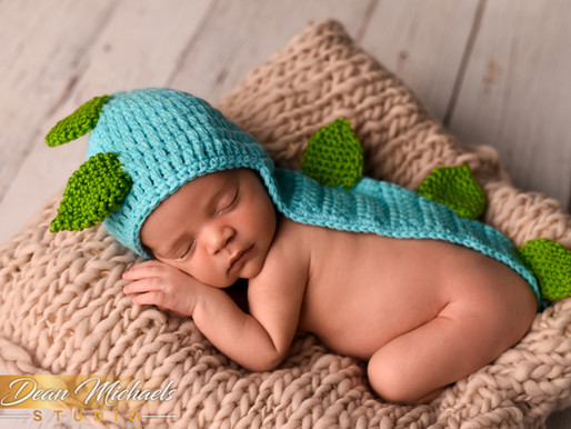 NEWBORN SESSION | BABY CAIDEN