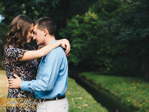 NUTLEY ENGAGEMENT | JACQUELINE & RICKY