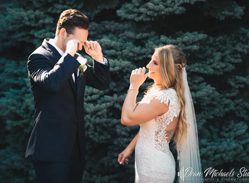 MINERALS WEDDING | SANDY & JEFF