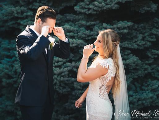 MINERALS WEDDING   SANDY & JEFF