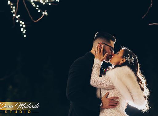 FLORENTINE GARDENS WEDDING   MORGAN & MIKE