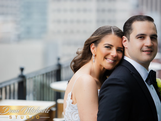 YALE CLUB WEDDING | HEATHER & ROBERT