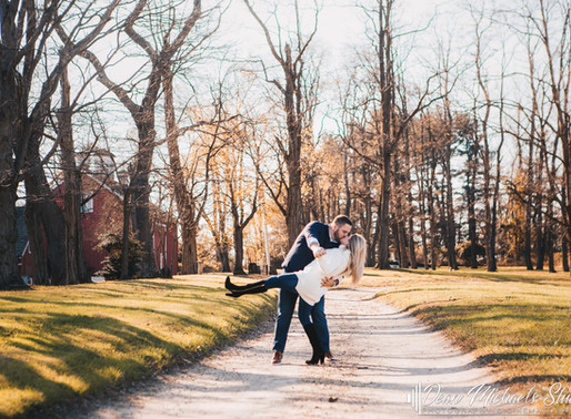 BAYONET FARM ENGAGEMENT | ADRIENNE & CHRISTOPHER