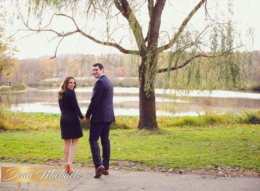 VERONA PARK ENGAGEMENT | CHRISTINA & JOHN