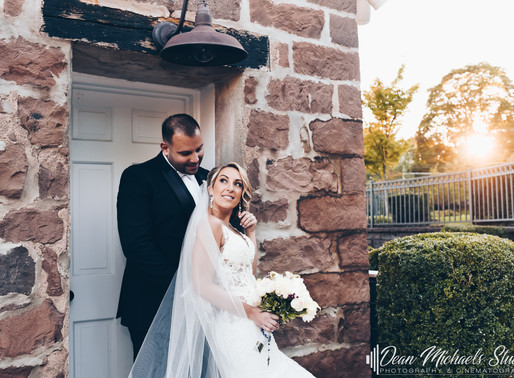 GROVE WEDDING | DARLENE & TIM