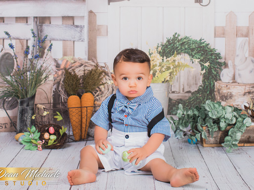 SPRING MINI SESSION | BABY PRESTON