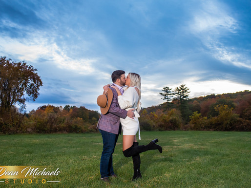 RINGWOOD ENGAGEMENT |  KELLIE & CHRISTOPHER
