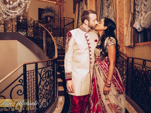 VENETIAN WEDDING | PREETHI & COLIN