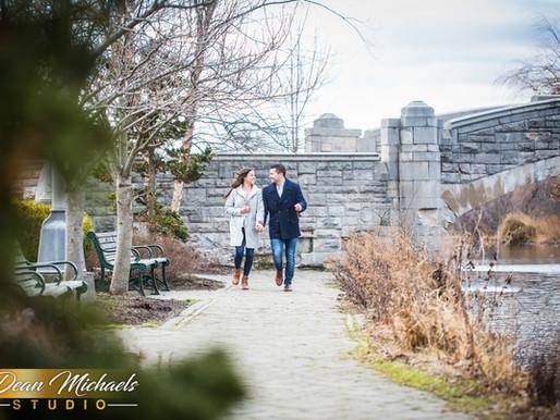 VERONA PARK ENGAGEMENT | DANIELLE & JOE