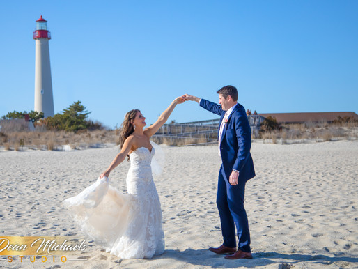 CAPE MAY WEDDING | LINDSAY & DAVID