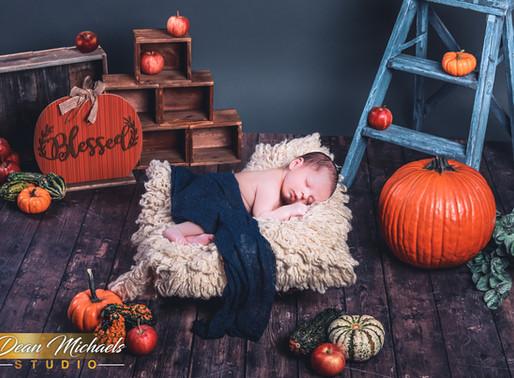 NEWBORN SESSION | BABY MARCELLO
