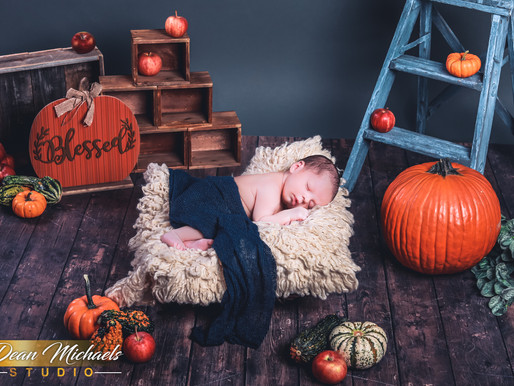 NEWBORN SESSION | BABY MARCELLO