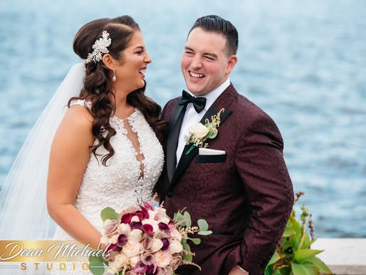 PIERMONT WEDDING | JILLIAN & DOUGLAS