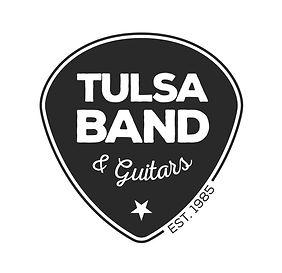 Tulsa Band & Guitars Logo