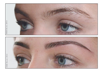 Before & After HD Brows