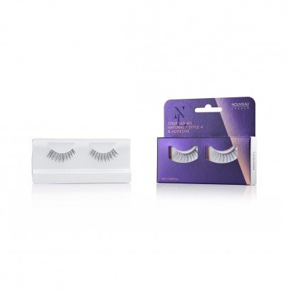 Nouveau Lashes Strip Lash Natural / Style 4