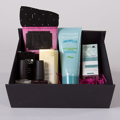 The Ultimate Hands & Feet Gift Box