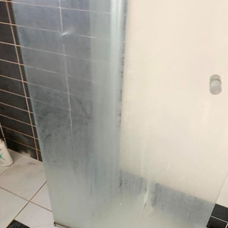 "Shower Screen ""Before"""