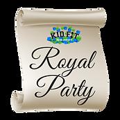 Royal Party Kid Fit NJ
