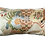 Thumbnail: Vintage Japanese silk obi embroidered cushion