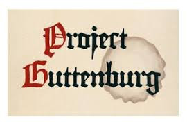 Project Guttenburg