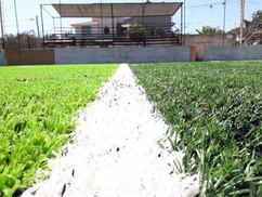 Pasto Sintético  en color Lima y Field Green