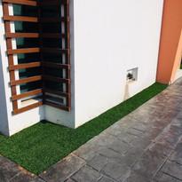 Áreas verdes Pasto  Sintético 20mm de altura