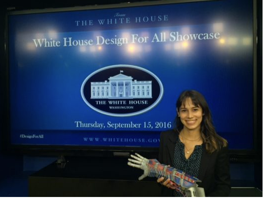 Limbitless Solutions Invitation to the White House