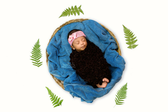 New born Baby | Pallab Photography