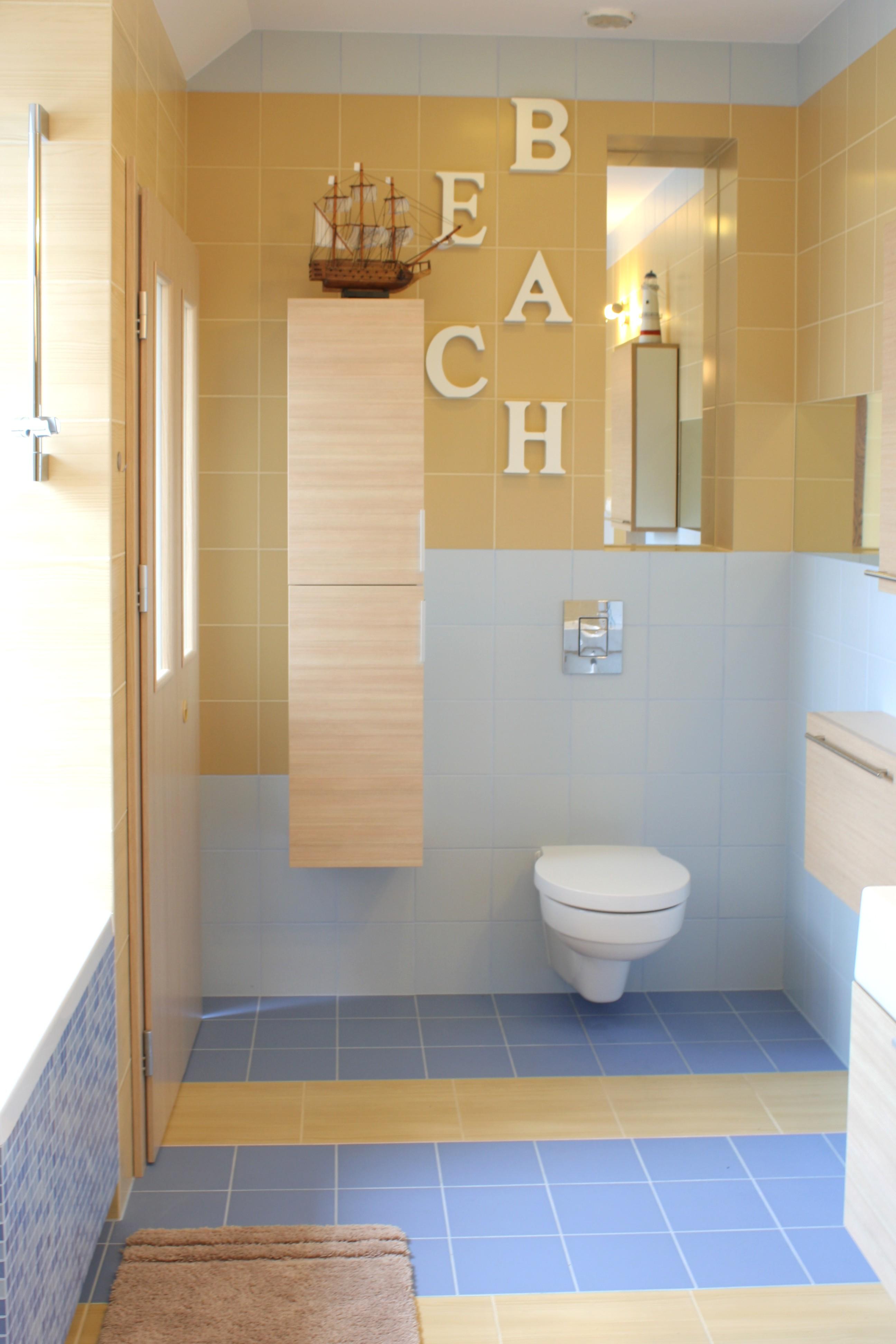 łazienka dziecięca