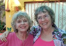 Patricia and Joann Casa Tranquila