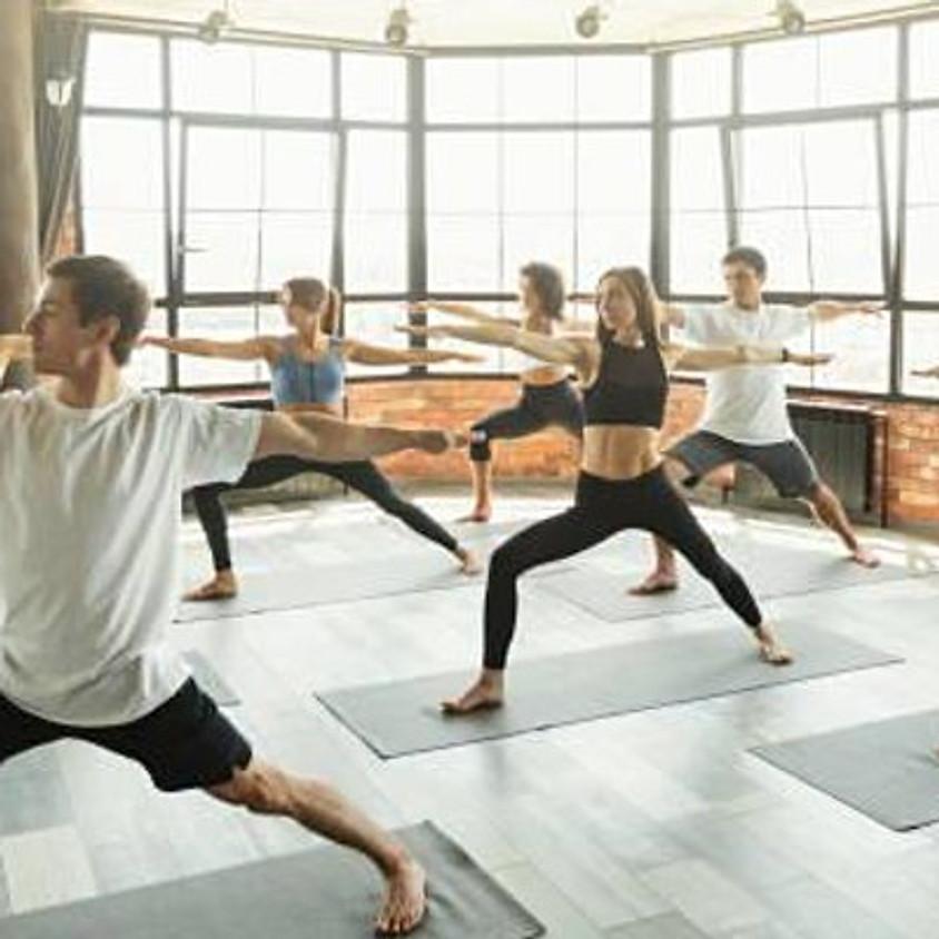 Yoga With CREW Columbus