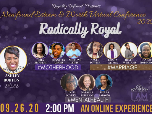 "Virtual Conference, ""Radically Royal,"" Delivered"