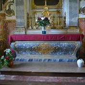 Intérieur église Saint-Aubin