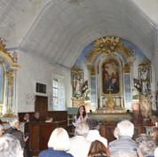 Histoire de l'église Saint-Aubin d'Auquainville au temps des Custine