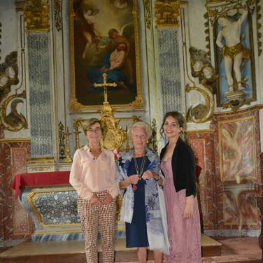Géraldine de Bonnafos, Colette Danton et