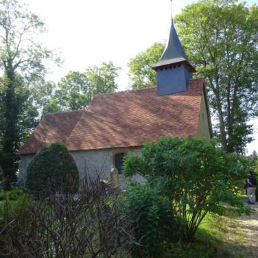 Eglise Saint-Aubin d'Auquainville