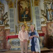 Géraldine de Bonnafos et Colette Danton