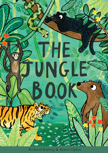 The Jungle Book, Front Cover