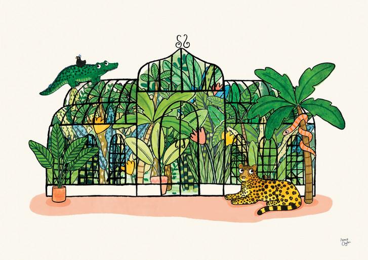 Jungle Greenhouse