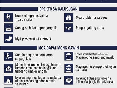 Stay strong, Filipinos | #TaalEruption2020