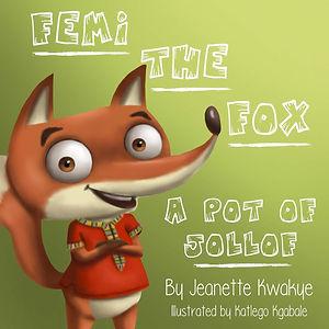 Femi the fox, a pot jollof.jpg